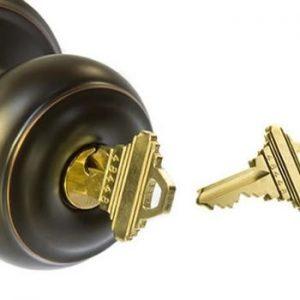lock keys changed rekeyed